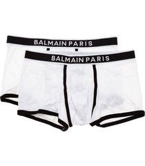 balmain sasa boxer shorts