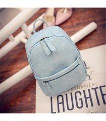 mochila de mujer/ mujeres mochila mochilas escolares-azul
