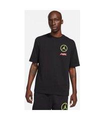 camiseta jordan sport dna masculina