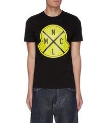 'maglia' logo patch t-shirt