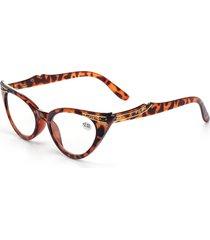 donne che leggono occhiali retrò occhiali da presbite per computer cat resistenti all'usura
