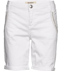 etta shine shorts shorts denim shorts vit mos mosh