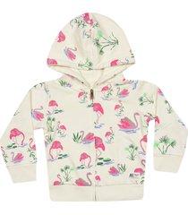 ao76 printed hoodie