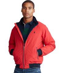 polo ralph lauren men's vintage-inspired jacket