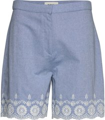 craig shorts shorts flowy shorts/casual shorts blå modström