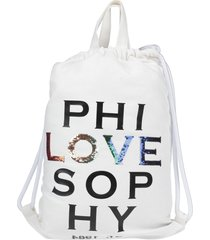 philosophy di lorenzo serafini handbags