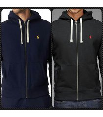 men's polo ralph lauren zip up hoodies
