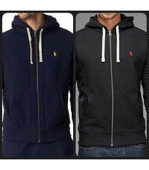 men's polo ralph lauren zip up hoodies