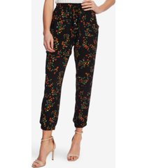 cece blustery buds pull-on pants