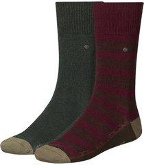 levis sokken 168sf 2pak redwoods groen
