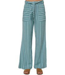 o'neill juniors' sandoval tie-belted pants
