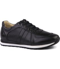 sapatênis couro 4061 floater doctor shoes masculino - masculino