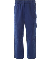 kenzo tapered cargo trousers