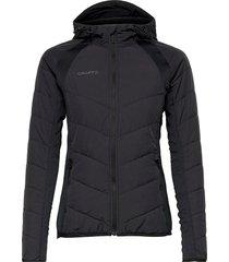 adv explore hybrid jacket w outerwear sport jackets svart craft