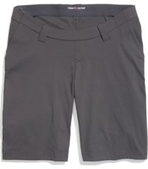 tommy hilfiger adaptive men's seated-fit chino performance shorts with velcro closures