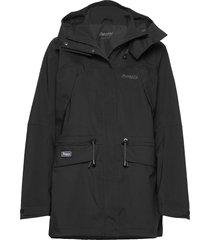 breheimen 2l w jkt outerwear sport jackets light/summer jacket svart bergans