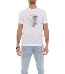 t-shirt korte mouw armani 3k1tak 1jtuz