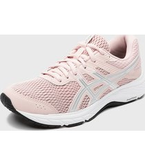 zapatilla gel-contend 6 rosa asics