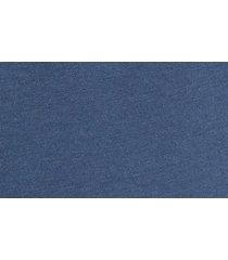 men's daniel buchler peruvian pima lightweight cotton lounge pants, size x-large - blue