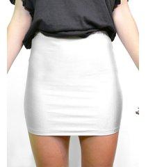 minifalda gris a lo juana