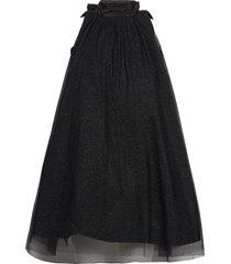 day cascata knälång klänning svart day birger et mikkelsen