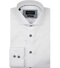 cavallaro cavallaro overhemd shirt renato white
