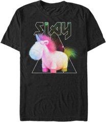 fifth sun minions men's fluffy slay short sleeve t-shirt