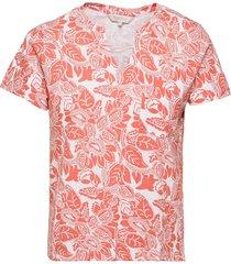 gesinapw ts blouses short-sleeved röd part two