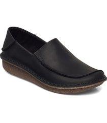 funny go loafers låga skor svart clarks