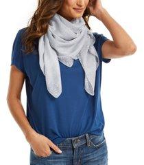 echo 23 snake-print square scarf