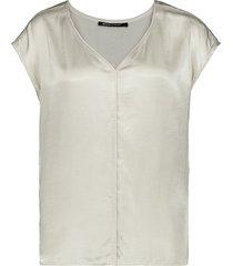 201cannemiek blouse top satijn