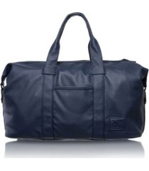 x-ray men's textured duffle bag