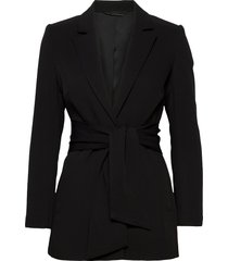 voxiw blazer blazers business blazers svart inwear