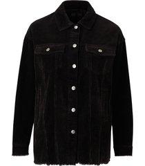 manchesterskjorta onlbitten cord shirt