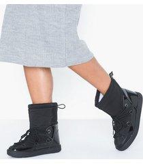 glamorous glamorous winter boots flat boots