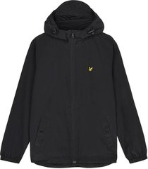 zip through hoodie jacket