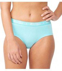 calcinha short azul capricho - 461.024 capricho lingerie boneca azul