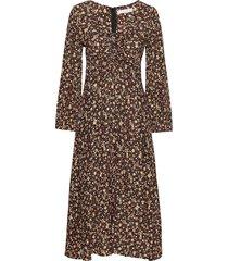ashira midi dress dresses everyday dresses brun faithfull the brand