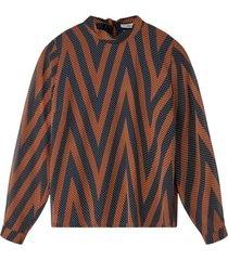 zeta blouse