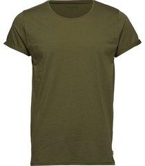 jimmy solid t-shirts short-sleeved grön resteröds