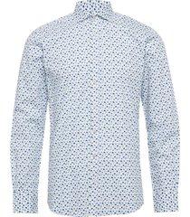 bs gustavo skjorta business blå bruun & stengade