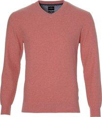 jac hensen pullover - modern fit - roze