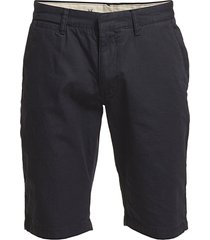 chuck chino shorts shorts blå knowledge cotton apparel