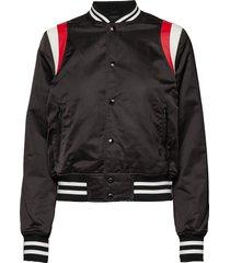 jacket bomberjack zwart replay