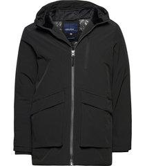 outerwear parka jas zwart blend
