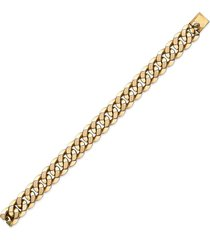 cartier 1961 18kt yellow gold present day chain bracelet