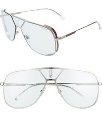 men's carrera eyewear 60mm polarized navigator sunglasses -