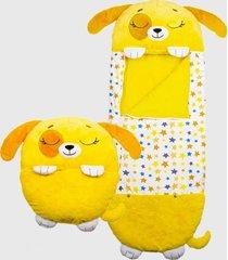 saco de dormir/ peluche 2 en 1 diseño perrito hb importaciones