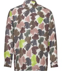 anker shirt overhemd casual multi/patroon wood wood