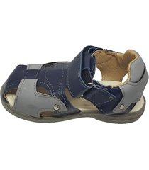 sandalia azul keek
